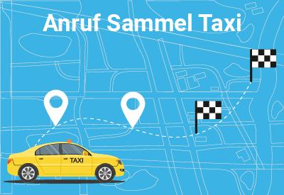 Anruf Sammel Taxi