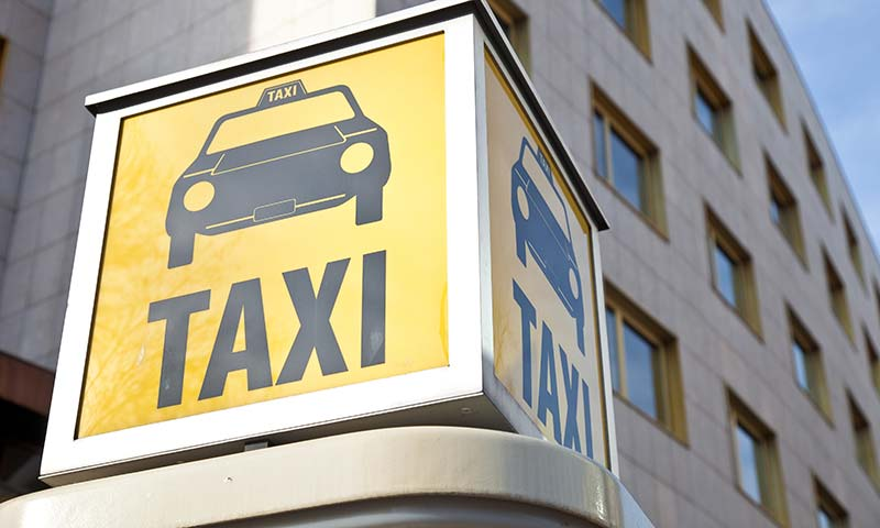 Virtual taxi callbox_graphics